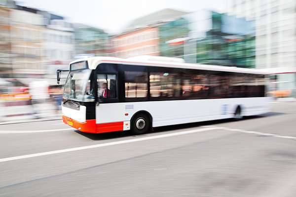 Fans for buses - Heating application