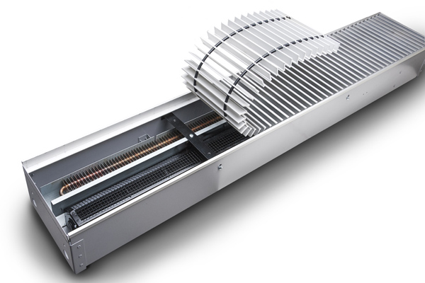 Trench Heating Fan